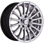 TORQUE-SPOKE 393-ARGINTIE-15/6,5/5/108-40/73,1